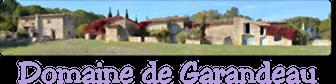 Domaine de Garandeau Logo